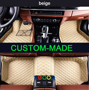 Automotive Floor Mats For Cadillac Srx 5 Seat 2010-2016 All Weather Car Carpets