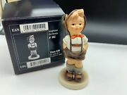 Hummel Figurine 630 Young Farmer 3 11/16in 1 Choice With. Top Condition