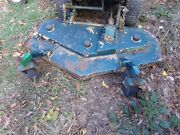 Bobcat Ransomes Lawn And Garden Tractor Mower Deck