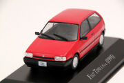 Fiat Tipo 1.4 1995 Brazil Rare Diecast Scale 143 New With Stand