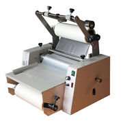 14 365mm Anti-curl Single And Double Laminating Machine A3 Hot Roll Laminator