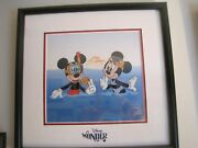 Disney Andndash Snorkeling From The Wonder Cruise Ship Limited Edition With Ca- 700.00