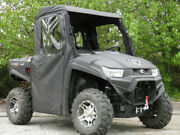 Full Cab Enclosure For Existing Windshield Kymco 450 500 700 New 2 Colors