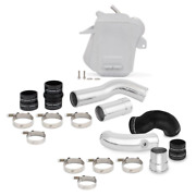 Mishimoto Silver Air-to-water Intercooler Kit For 11-16 Ford 6.7l Powerstroke