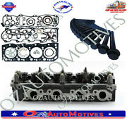 Brand New 2l Old Fully Assembled Cylinder Head + Gasket + Bolts Pack