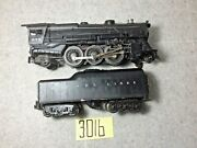 Lionel 675 2-6-2 Steam Loco And 12 Wheels 2671wx Tender O Gauge
