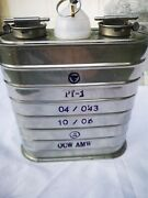 Ip-5 Gas Mask Oxygen Generators New Fazer Produced About 2005 Fits Ate-1 As Well