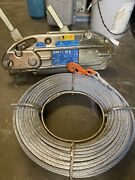 Alba 16a Pulling And Lifting Winch Wire Rope Griphoist