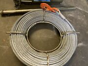 Alba A8a Pulling And Lifting Winch Wire Rope Griphoist
