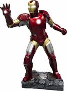 Rubieand039s Marvel Universe Collectorand039s Iron Man 76-inch Statue