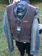 Rare Nwt Columbia Star Wars Rogue One Jyn Erso Rebel Jacket Womenandrsquos Size Large