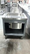 Used Duke Tmc-32pg-n7 Cold Food Serving Counter