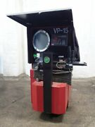 Vermont Percision Vp15 Optical Comparator 15 05190730100