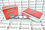Manley Pistons And Rods W/ Cometic Gasket For Supra 2jzgte W/ 94mm Stroker 3.4l