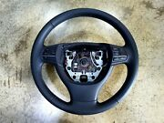 2016 Bmw F10 5series Aero Steering Wheel With Multi Function Buttons