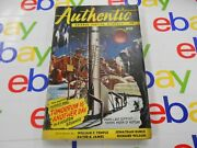 Authentic Science Fiction Monthly 43-1954uk- K. Houston Brunner And Others ++