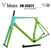 2020 Toray Carbon Fiber Cycling Grave Bicycle Frames Bb386 Do Custom Painting