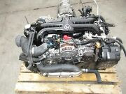 2008-2012 Subaru Legacy Gt Forester Wrx 2.0l Turbo Engine Replacement For Ej255