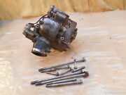 T1156 2006 06 Arctic Cat 400 Fis Cylinder Head Cover + Valves + Rocker Arms