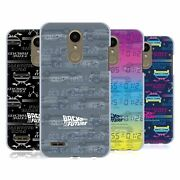 Official Back To The Future I Patterns Back Case For Lg Phones 1