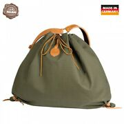 Akah Traditional Mountain 1014.4oz Canvas Backpack Hunting Hiking