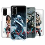 Official Devil May Cry 5 Characters Back Case For Samsung Phones 1