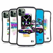 Back To The Future I Composed Art Hybrid Case For Apple Iphones Phones