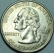 2008-p Hawaii States Quarters Ddo Fs-101 And Ddr Fs-801 Circulated Error Coin