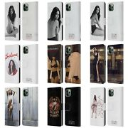 Selena Gomez Revival Leather Book Wallet Case Cover For Apple Iphone Phones