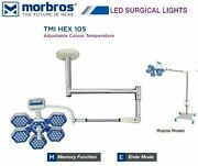 Surgical Ceiling Examination Light Ot Hospital Surgical Operation Theater Lamp E