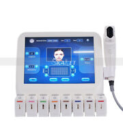 8 Cartridges 11 Lines 3d Hifu Face Skin Tightening Body Slimming Machine With Ce