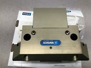 New In Box Schunk 2 Finger Pneumatic Clamp Pgn 160/2 As / 0370454