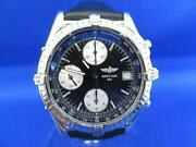 Breitling Chronomat A13050 Cal 7750 Watch Used Ex++