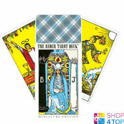 Miniature Rider-waite Tarot Deck Cards Esoteric Telling Us Games Systems New