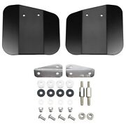 Motorcycle Accessories Deflector Mount Tint Mirror Wind Case For Honda Goldwing
