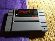 Super Scope 6 Super Nintendo Just Cart Req Scope To Play Not Included.