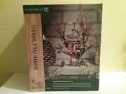 Dept 56 North Pole Woods, Oakwood Post Office Branch, 56.56881 Brand New, 2000.