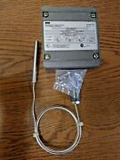 Barksdale T2h-h251s Remote Temperature Switch W/ Dual Setting 930326 Ships Today