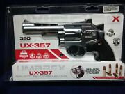 New Umarex Ux357 Co2 Metal Bb Revolver - .177 Cal 6-shot Co2 Double Action