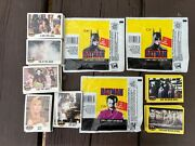 Batman Topps Cards Lot Of 160 Collectible In Vintage Mcdonald's Lunchbox