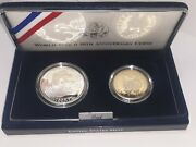 1991-1995 United States Mint World War Ii 50th Anniversary Silver Proof Coin Set