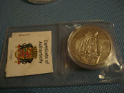 2012 - Congo 1000 Francs - Africa Series - Silver Ounce, Antique Finish