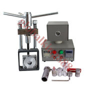 Usa Dental Lab Manual Denture Injection Unit Heater And Hot Press System Machine