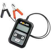 Solar Ba6 12 Volt Battery And Charging System Tester With Digital Display