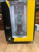 Gr. K-line O Gauge K-41932 Statue Of Liberty On Base Lighted Torch And Crown New