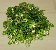"""200 Monster Energy Drink Can Pull Tabs """"unlock The Vault"""" - Green Color"""
