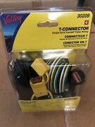 Valley 30209 4-way Connector Trailer Hitch Wiring For Dodge Journey 2007-2009