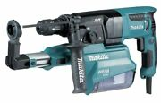 Makita Sds Plus Rotary Hammer Hr2651t 800w 26mm 3-mode With Hepa Filter