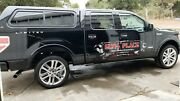 22 Polished Aluminum Wheels 2013 Ford Lariat Limited F150 Truck Wow Nice