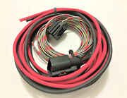 Volvo/ford Electric Power Steering Eps Pump Universal Wire Harness - Type 2
